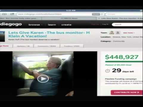 Morning Talker: Bus monitor bully video goes viral