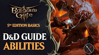 Baldur's Gate 3: 5th Edition D&D – Abilities & The D20