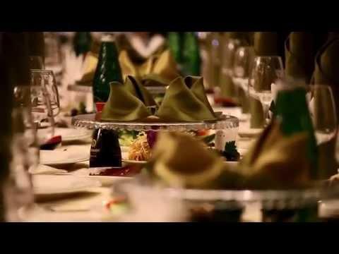 В ресторане Золотой дракон. г. Кисловодск. Новый год 2015