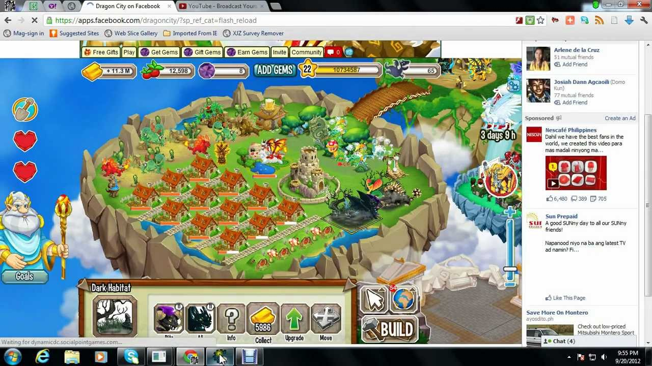 Dragon City Hack - Online Cheat Tool [999k Resources]