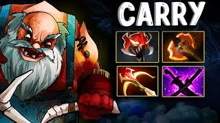 ПУДЖ КЕРИ В ДОТА 2 - PUDGE CARRY DOTA 2