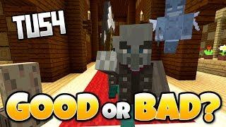 Minecraft TU54 Good or Bad? Final Verdict! PS3, PS4, Xbox One, Xbox 360, Wii U & Switch