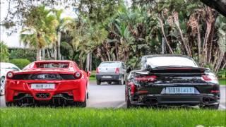 Les voiture au maroc du luxe