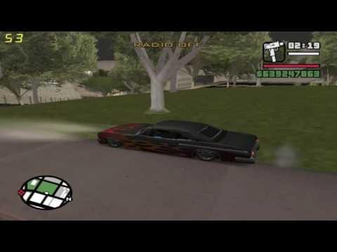 GTA San Andreas | Przeglad Modow | Odcinek 1 | Pimp My Car