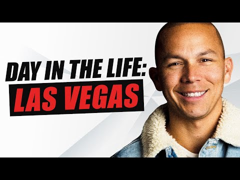 Day in The Life of a True Entrepreneur - Las Vegas (Behind the Scenes)