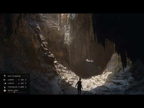 Solving for fully dynamic global illumination with Lumen | Unreal Engine 5