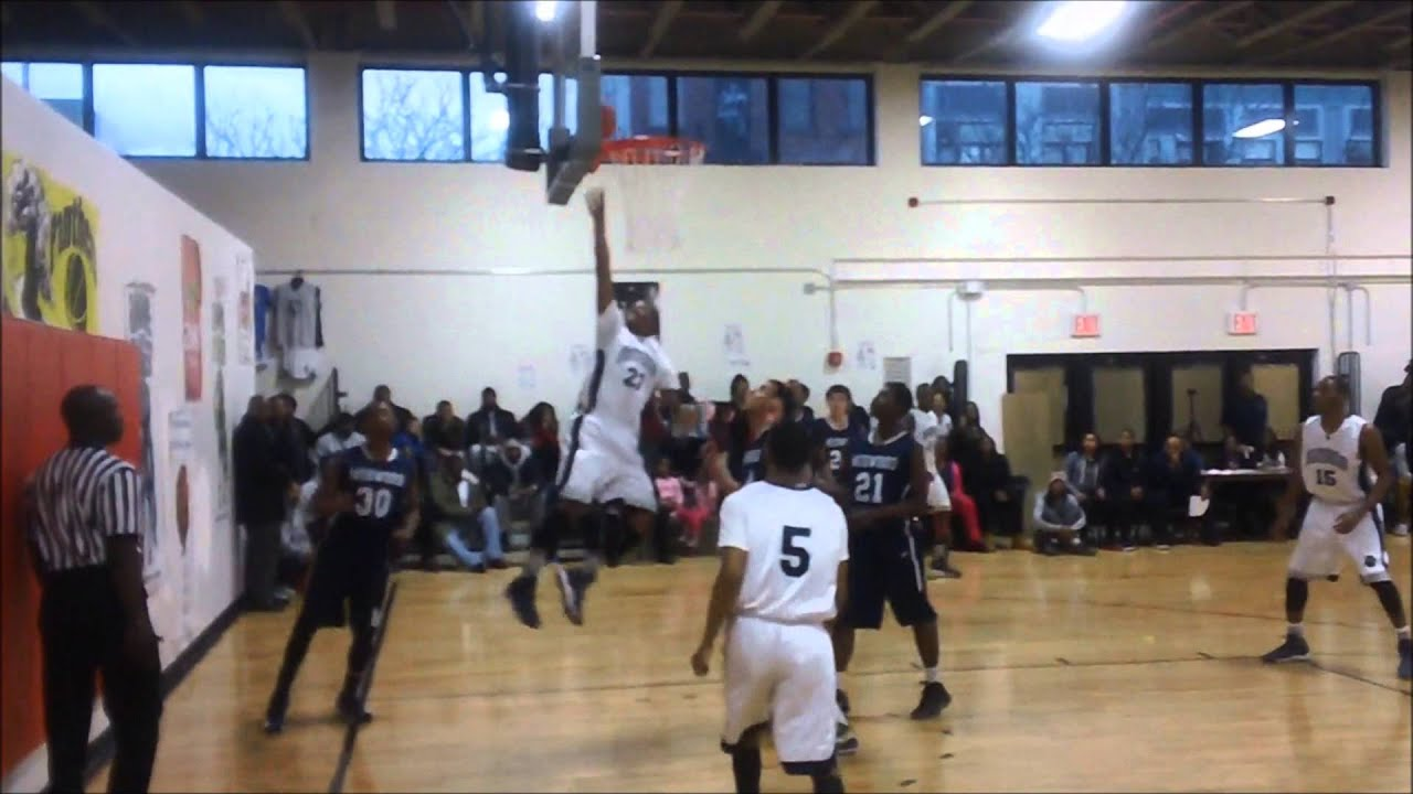 Anthony Munson Basketball Mixtape Vol 1. Bedford Academy Class ...