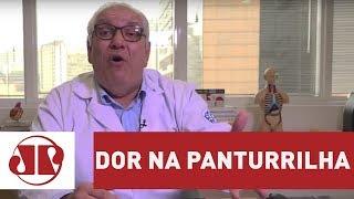 Dor músculos da tratamento e artrite nos panturrilha da da