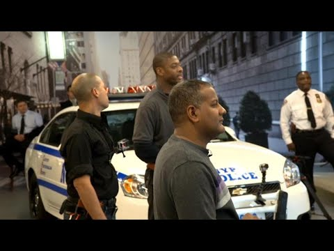 NYPD Trains Officers In Realistic Scenario Simulations