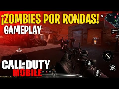 ¡MODO ZOMBIES POR RONDAS GAMEPLAY COD MOBILE! CALL OF DUTY LEGENDS OF WAR | MattsinLife thumbnail
