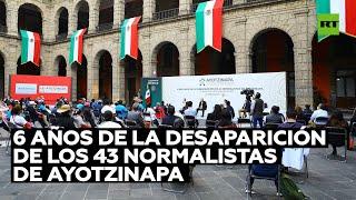 Las autoridades de México presentan un informe sobre el avance del caso Ayotzinapa