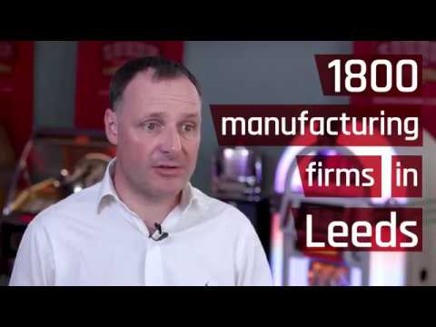 Manufacturing needs young people, fresh ideas and enthusiasm 2019