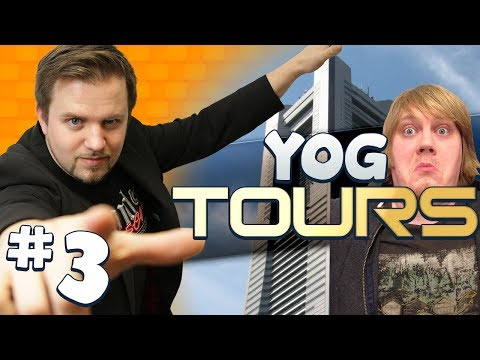 Inside Drunkan's Lab - YogTours #3