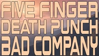 Five Finger Death Punch - Bad Company (Instrumental Cover)