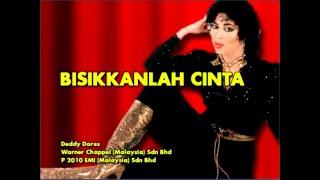 Bisikkanlah Cinta - Anita Sarawak (Official MTV Karaoke)