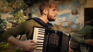 Crazy Accordion Trio - A Night in the Garden of Eden (Behind the scenes from our Shape of You video