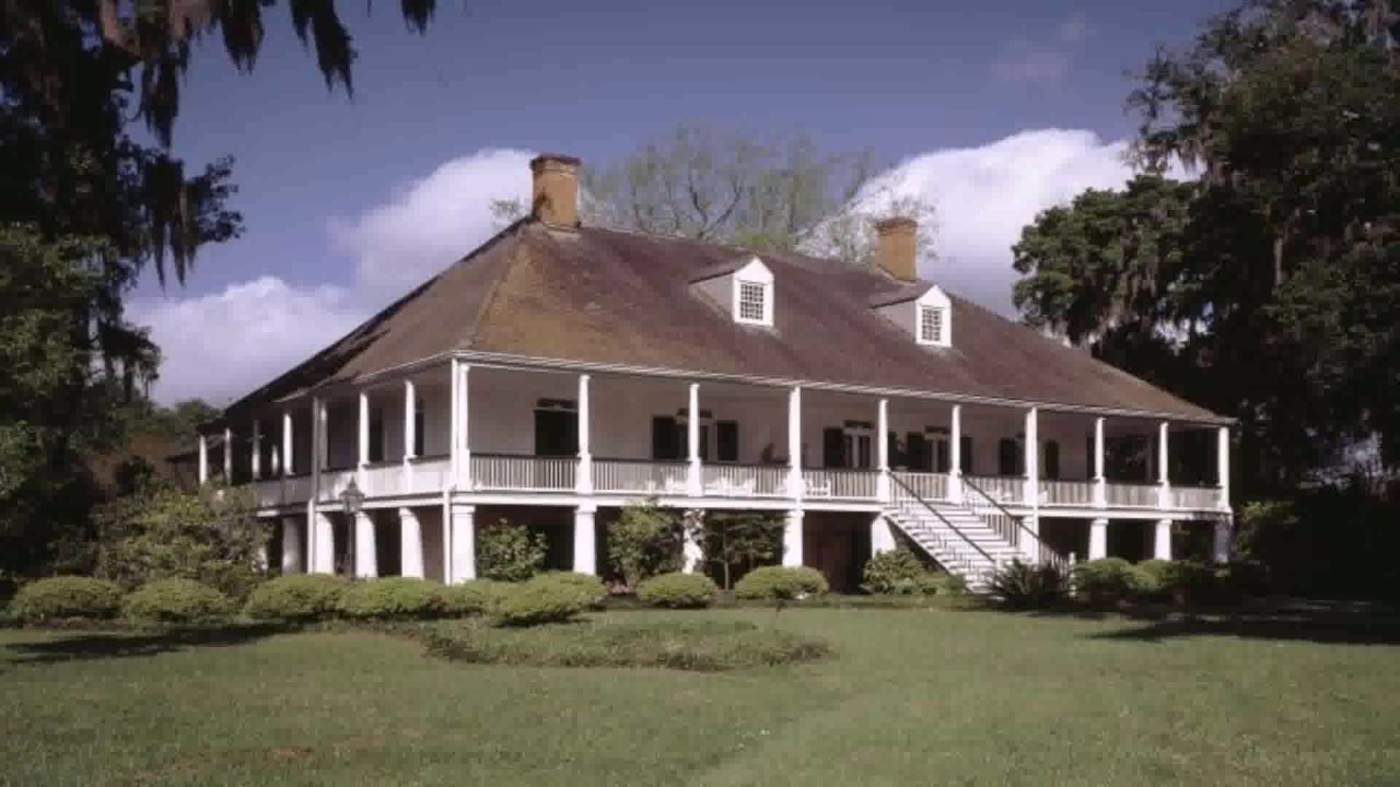 American house guide architectural styles youtube for The american house
