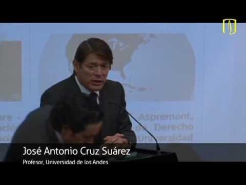 Uniandes - Procesos de familia - José Antonio Cruz