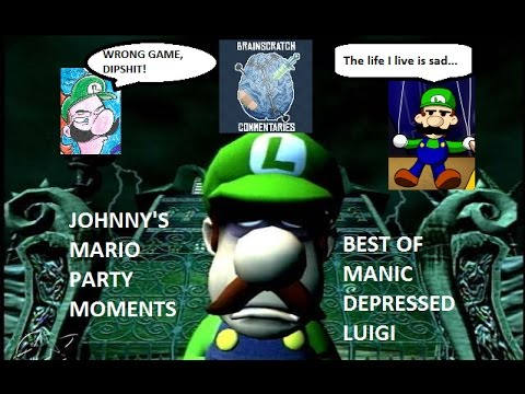 BSC Highlights: Johnny's Mario Party Retrospective (Manic Depressed Luigi)