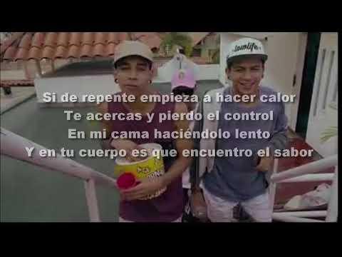 Micro TDH x Big Soto - PONTE ♫ LETRA