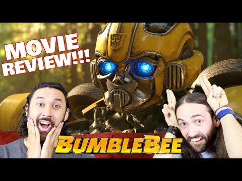 BumbleBee – MOVIE REVIEW!!!