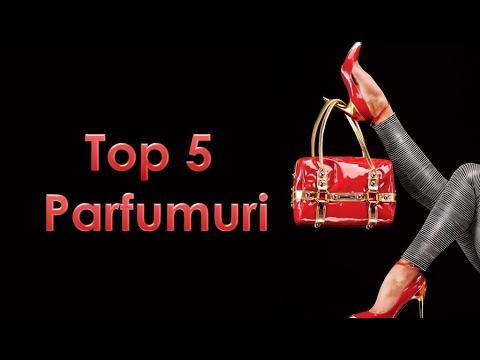 Top 5 Parfumuri Dama Idei Cadouri Pt Ea Youtube