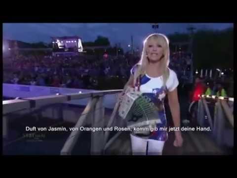 Rosanna Rocci   Olé ola   Karaoke   Heißer als Fieber  4R   CSF Rieti