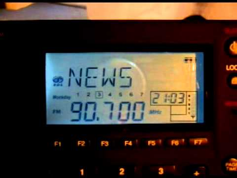 Eton-Grundig G3 (RECEPCION FM-RDS / Radio Multibanda)