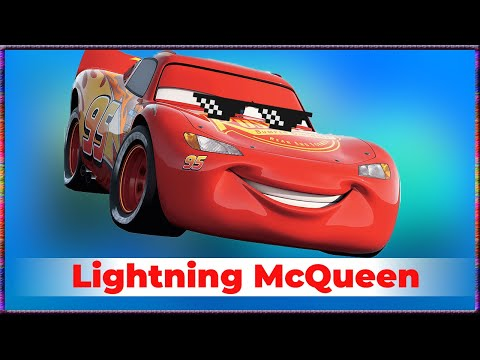 Cars Toon - ENGLISH - Mater's Tall Tales - Mater Toons - Lightning McQueen (Videogame - Gameplay)