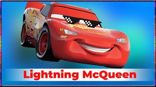 Repeat youtube video Cars Toon - ENGLISH - Mater's Tall Tales - Mater Toons - Lightning McQueen (Videogame - Gameplay)