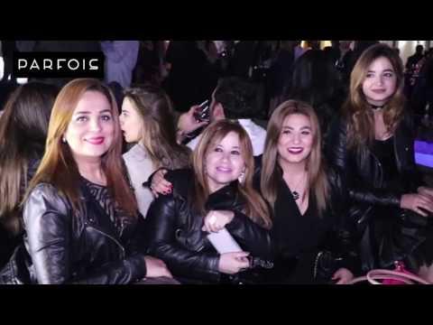 PARFOIS célèbre La Fashion Week Tunis 2017