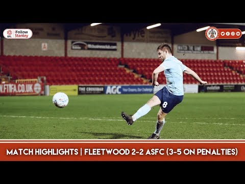 ⚽ MATCH HIGHLIGHTS | Fleetwood Town 2-2 Accrington Stanley (3-5 on penalties)