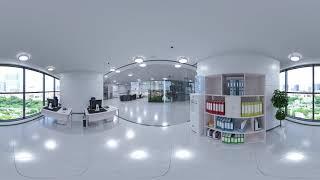 3D-обзор офисной мебели by Mobili Perfetti от KULIK SYSTEM
