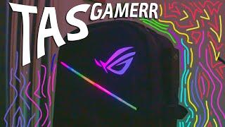 TAS GAMER!!! ROG RANGER BACKPACK