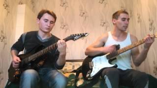 Сектор газа - Лирика (Guitar cover)