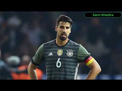 Germany national football squad for FIFA World Cup 2018