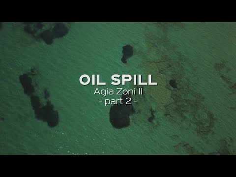 The Sinking of the Agia Zoni II & The Greek Oil Spill - Part Deux