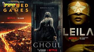 #BanNetflixInIndia Trends On Twitter As Netizens Accuse The Makers Of Sacred Games   SpotboyE