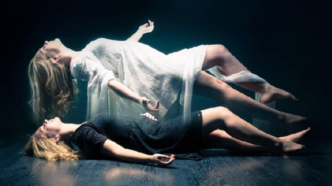 Image result for human spirit leaving body