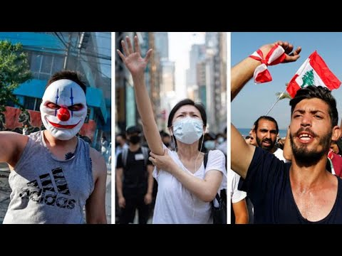 Capitalism's Failures Ignited Worldwide Protests
