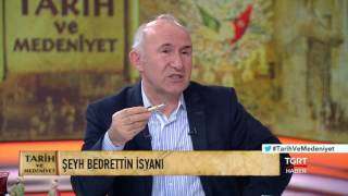 Şeyh Bedreddin ve Fikirleri - Prof. Dr. Ahmet Şimşirgil - 14 Ocak 2017