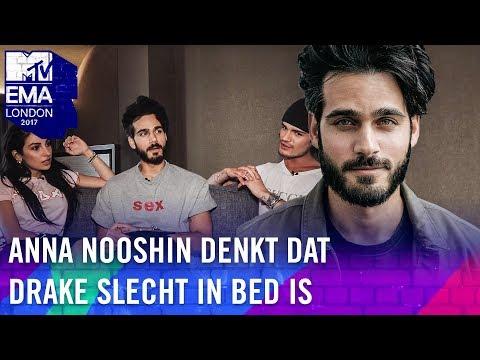 Waarom denkt anna nooshin dat drake slecht in bed is mtv ema 2017 youtube - Bed dat rangschikt ...