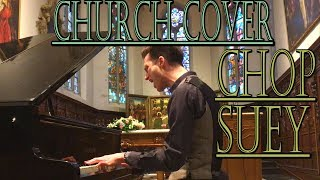 System Of A Down Chop Suey The Church Cover