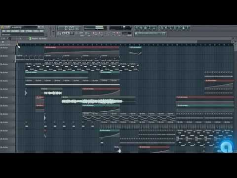 Alesso Vs OneRepublic - If I Lose Myself (FL STUDIO + FLP By Actez)