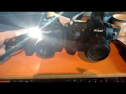 Nikon D70s+50mm 1.8D vs Nikon D200+50mm 1.8G noise test