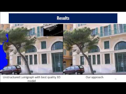 Algorithms and Perception for Interactive Free-Viewpoint Image-Based Navigation