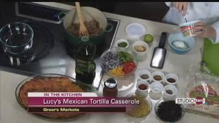 Mexican Tortilla Casserole part 1