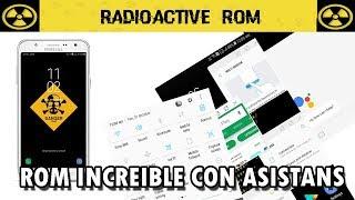 ROM NOUGAT 7.0 RADIOACTIVE ROM V1 PARA J7 2015 ESTILO S8+