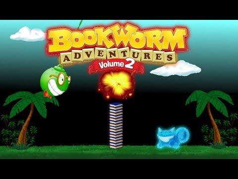 Bookworm Adventures Vol. 2 - All Bosses In Adventure Mode