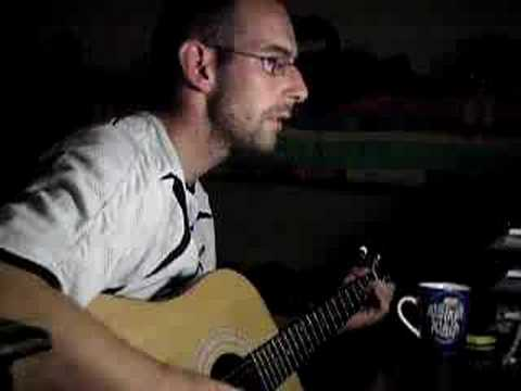 Mad World Acoustic Cover Gary Jules